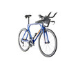 Giant Trinity Advanced Pro 2-E triathlon-pyörä , sininen